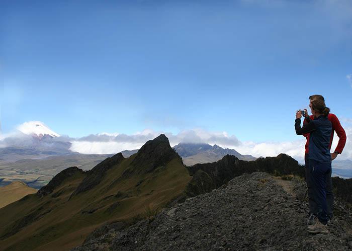 Climbing Pasochoa Volcano Tour