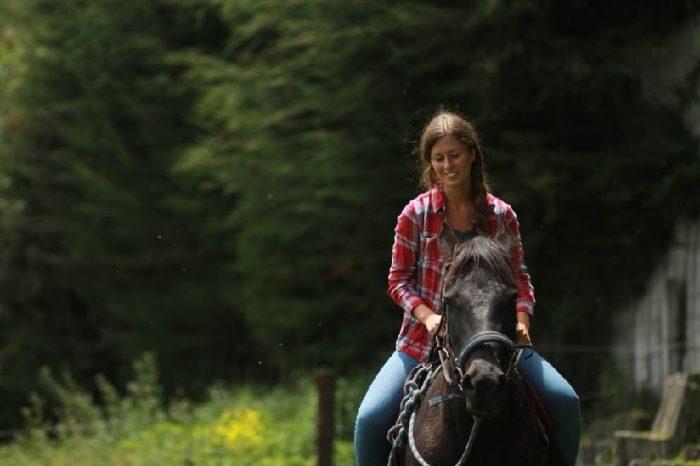 Ecuador Horseback Riding