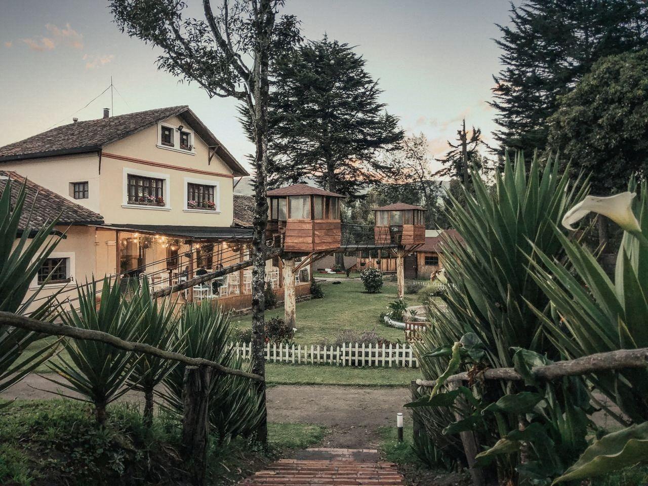 Hacienda Papagayo History