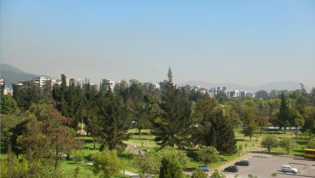 La Carolina Park Quito Ecuador
